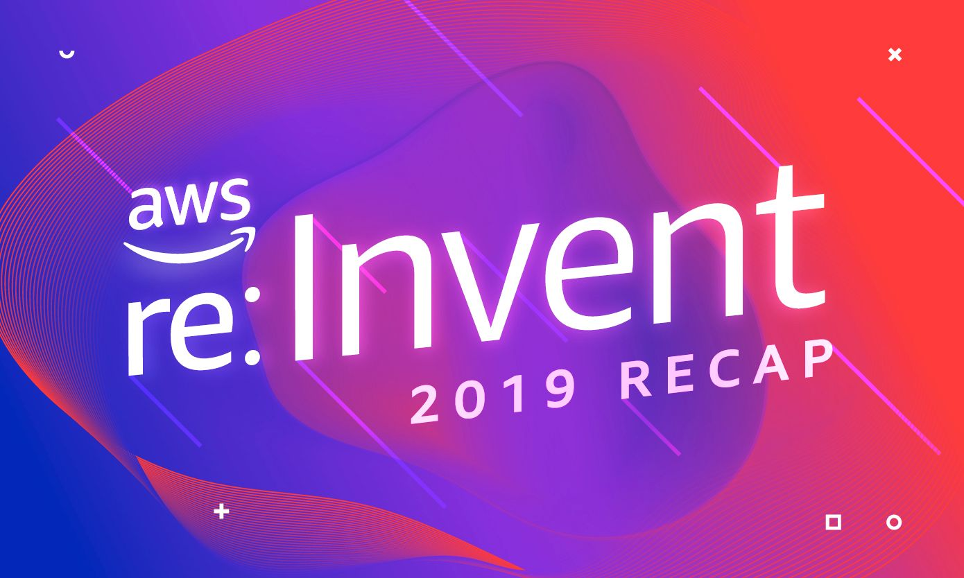 Re:Invent 2019 - Exciting News For Qrvey Customers