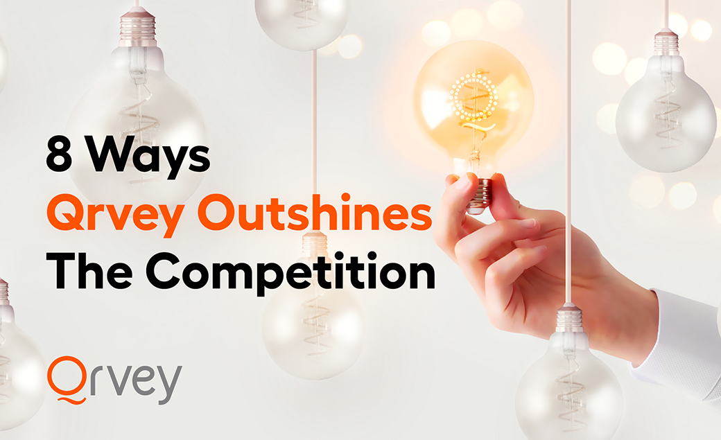8 Ways Qrvey Outshines The Competition (Infographic)