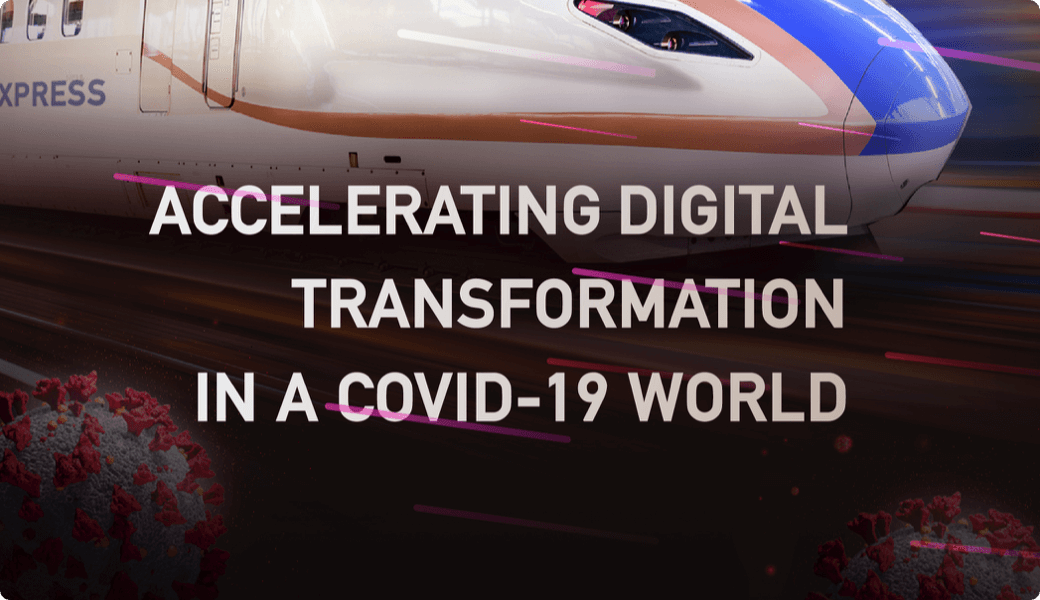 Accelerating Digital Transformation (Infographic)