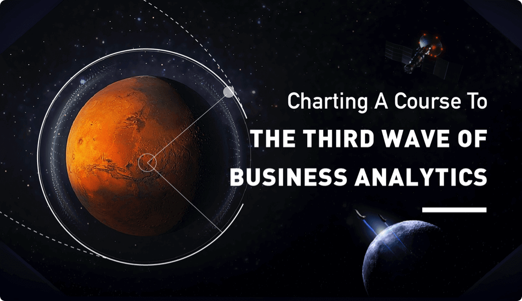 The Third Wave of Business Analytics (Infographic)