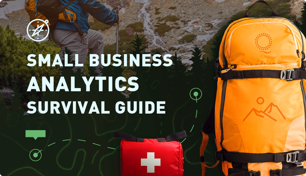 Small Business Analytics Survival Guide (Infographic)