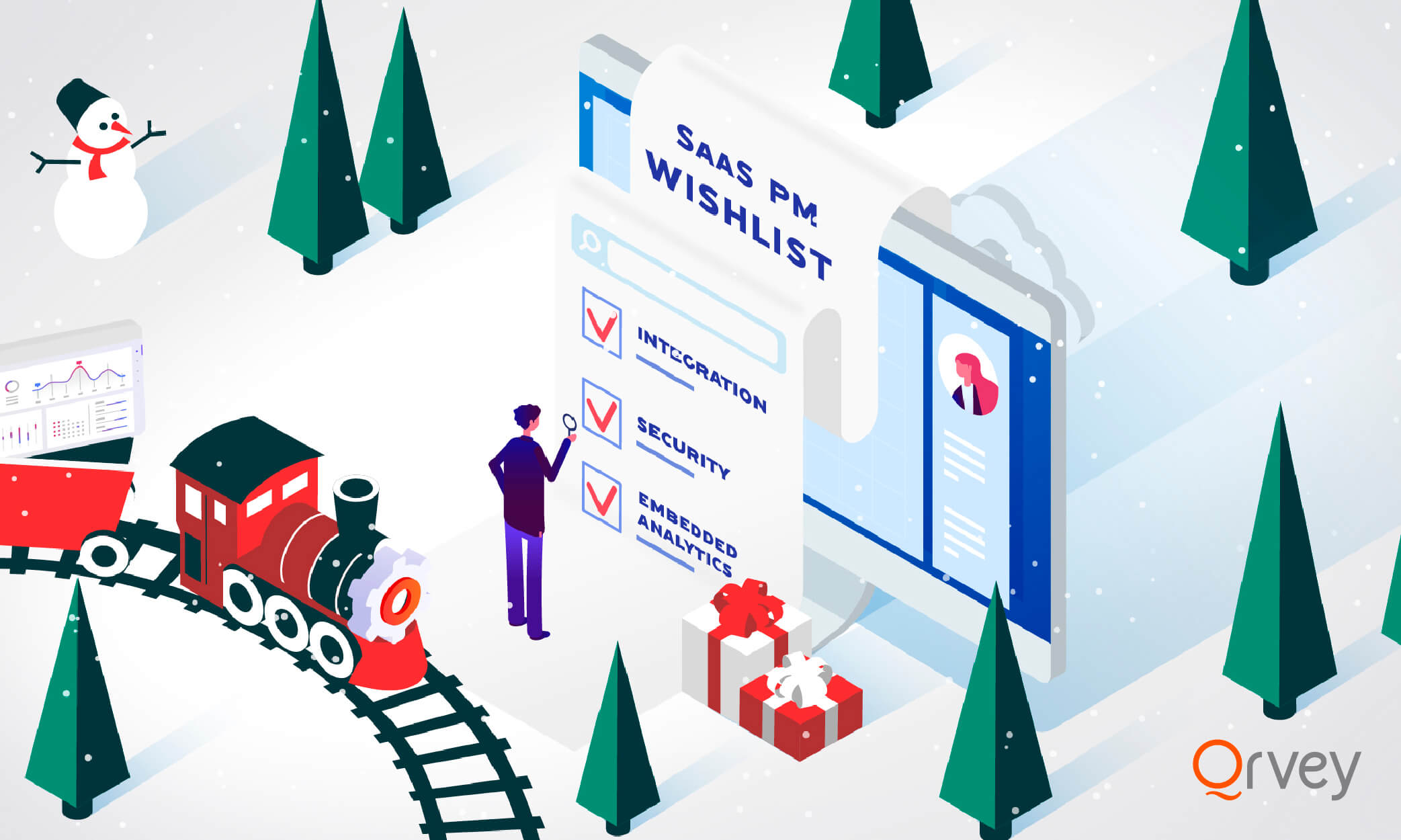 A SaaS Product Managers Holiday Wishlist